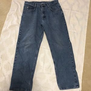 Wrangler relaxed fit jeans 34x32